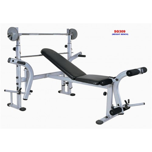 Weight Bench Sg309 Life Power Fitness Bench Press