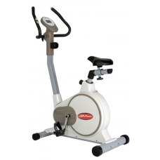 Life Power Magnetic Exercise Bike SGB0803A [SILVER]