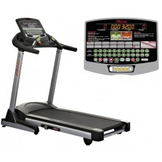 Deluxe Motorized Treadmill 2.7HP Fitlux-365